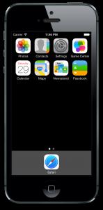 iOS-view